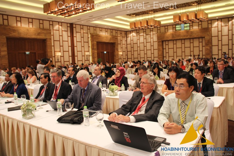HOABINHTOURIST AND CONVENTION ORGANIZED SUCCESSFULLY MICE TOUR FOR 600 DELEGATES