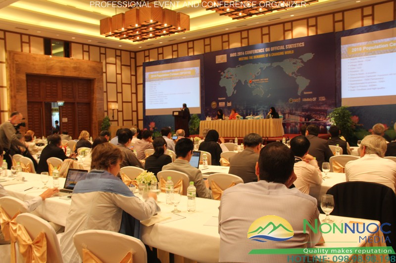 Hoabinhtourist and Convention supported the organization of IAOS 2014